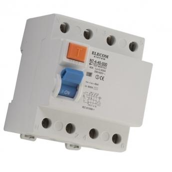 Zaštitni sklopka diferencijalne struje – FID – N7