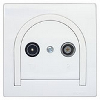 Antenna socket-outlet RTV