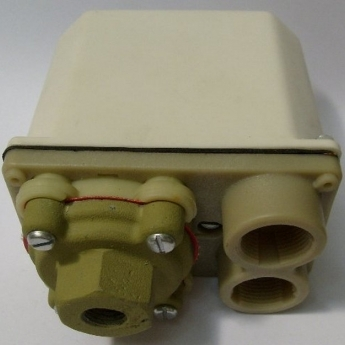 Switches for pressure regulation type MC5, MCS, MCSN