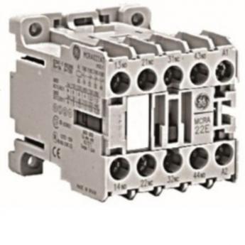 Pomoćni mini kontaktori serije MC, 16A, AC