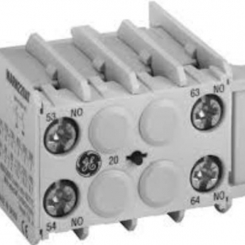 Instantaneous auxiliary contact blocks series MC, 16A, AC