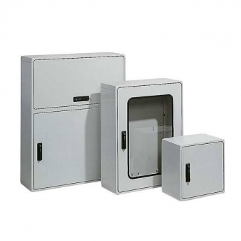 Multipurpose polyester cabinets