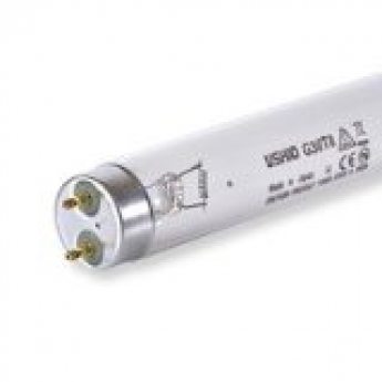 Fluorescent lamp germicidal