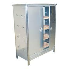 Aluminum cabinet