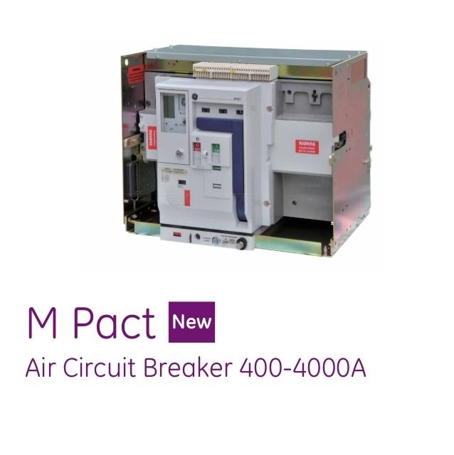 Vazdušni prekidači 400- 6300 A