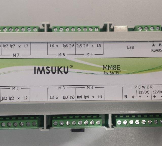 IMSUKU MM8E